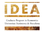 International Doctorate in Economic Analysis
